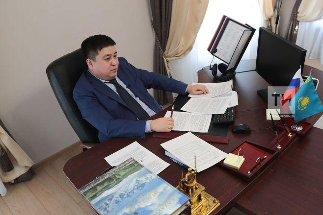 Казахстан намерен создать с Татарстаном совместное нефтехимическое предприятие