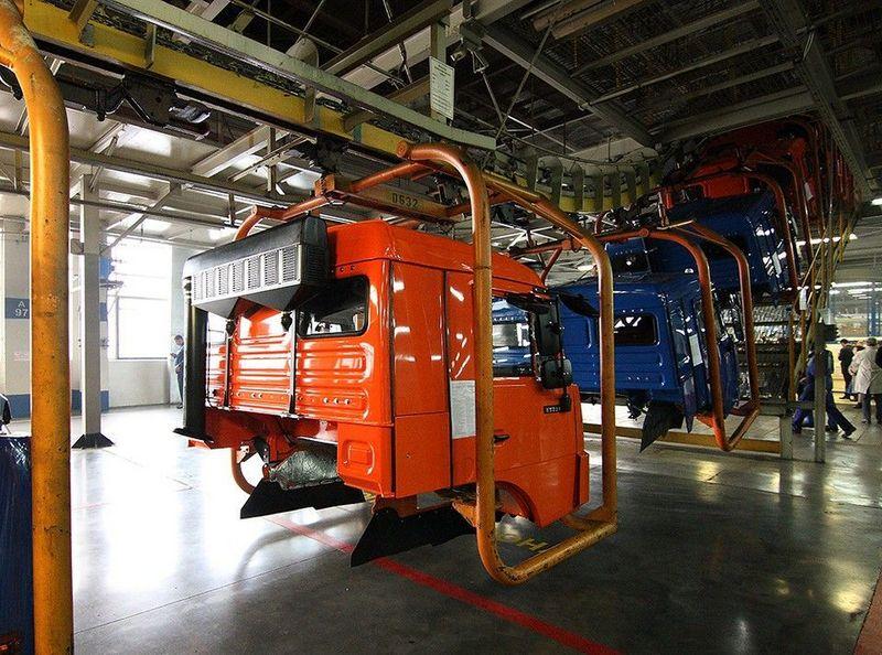 Минниханов и Чемезов откроют в Набережных Челнах завод каркасов кабин КАМАЗа