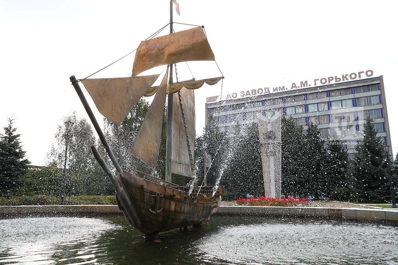 В Татарстане построят два корабля для обслуживания Северного морского пути