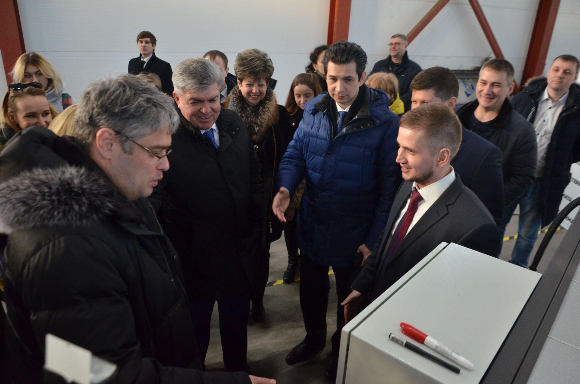 Гендиректор фонда развития моногородов пообещал Челнам полмиллиарда рублей на новый проект